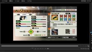 [プレイ動画] 戦国無双4の第一次上田城の戦いをさおりでプレイ