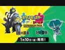 【ポケモン剣盾 新DLC1080p高画質版】「鎧の孤島・冠の雪原」初公開映像『ポケットモンスター ソード・シールド エキスパンションパス』