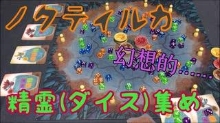 フクハナのボードゲーム紹介 No.418『ノクティルカ』
