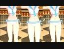 【ミリシタ】あずさ・律子・春香の胴体を観ながら 「Thank You!」