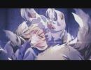 【東方原曲】東方妖々夢 EXボス 八雲藍のテーマ「少女幻葬 ~ Necro-Fantasy」