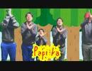 """「パプリカ」全員俺で歌って踊ってみた(英語版) / Tried singing and dancing """"paprika"""" alone."""