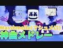 【洋楽EDM】Marshmello(マシュメロ)の神曲で打線組んだ!!【神曲メドレー】