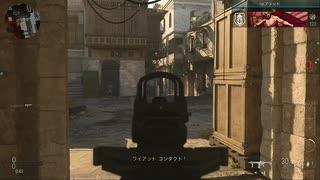 隠密銃M13 Call of Duty Modern Warfare ♯33 加齢た声でゲームを実況