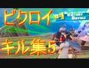 【ライブクリップス】 ビクロイ&キル集 第5弾 【フォートナイト】 【fortnite】