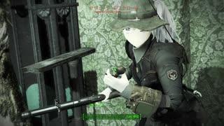 【fallout4】MOD武器で強化されたゆかりさんが強敵と戦う(結月ゆかり実況)
