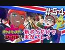 【新ポケ縛り】ポケットモンスターソード・シールド実況プレイ#54【ポケモン剣盾】
