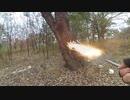 4mmフロベルト弾を改造しドラゴンブレス弾を自作