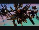 【3人実況】元フロムの傭兵たちが「デモンエクスマキナ」で戦う 第17任務(1/3)