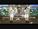 [終わりのセラフ MMD] 天使ミカエラ&優一郎ニア