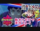【新ポケ縛り】ポケットモンスターソード・シールド実況プレイ#最終回【ポケモン剣盾】