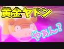 【ポケモン剣盾】癒しの化身 ゴールデンヤドンでたわむれる