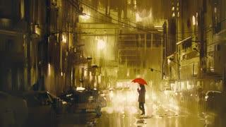 Rainy Piano【癒しBGM】心が落ち着くピアノ音楽【睡眠用BGM】