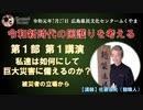 令和元年07月27日 令和新時代日本の国護りを考える 01 第一部第一講演
