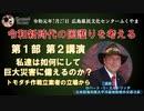令和元年07月27日 令和新時代日本の国護りを考える 02 第一部第二講演