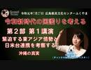 令和元年07月27日 令和新時代日本の国護りを考える 04 第二部第一講演