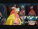 【東方MMD】「HYBRID」な藍しゃま(紳士向け)