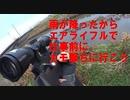 【狩猟】雨が降ったらエアライフル猟に【閲覧注意】