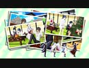 【MMD刀剣乱舞】ふわりクレヨン【伊達組】