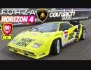 【XB1X】FH4 - Lamborghini Countach LP5000 QV - ライオン18Y秋