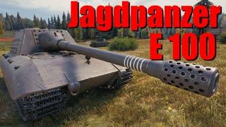 【WoT:Jagdpanzer E 100】ゆっくり実況でおくる戦車戦Part672 byアラモンド