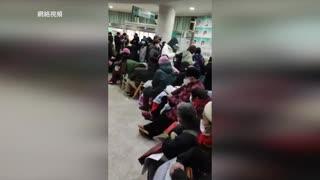 武漢肺炎 「多すぎる・・」 医療体制崩壊