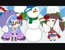 ウナきりの雪あそび!!【VOICEROID劇場】