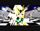 【MMD】リンちゃんとネオジオンのMSで『ドリームパレード』1080p