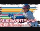 【プロ野球】日米通算安打数歴代トップ10・年齢ごとの通算安打数推移【イチロー】