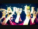 【Fate/MMD】ワルキューレ達だけでガチ百合の女王【モデル配布】