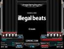 【キー音無しBMS】illegal beats