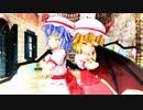 【東方MMD】レミフラで『メランコリック』