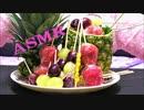 「音フェチ」【咀嚼音】イヤホン推奨!ASMR!リクエスト♪手作りフルーツ飴(ぶどう、いちご...etc)を食べて見た♪甘いよ~♪