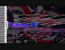 Touhou 15 - The Mysterious Shrine Maiden Flying Through Space (Arragement) (Zunpets) - [MIDI]