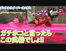 【デュアルスイーパーカスタム】ガチホコと言ったらこの武器!!【スプラトゥーン2】