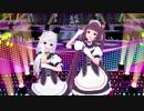 【MMDネコぱら】アイドルタイム ネコパラ
