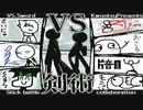体術&銃使いvs剣術 【棒人間バトル】Part4