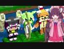 きりたんがカニ野郎を駆逐するゲーム  #03【きりたんvsカニたん】
