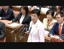 安倍総理が「意味のない質問だよ!」辻元議員の質疑終了後