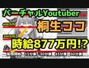 【ほぼ日刊ホロライブ】桐生ココのスーパーチャット総額877万円は本当なのか検証してみた