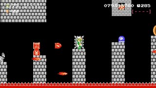 【スーパーマリオメーカー2】スーパー配管工メーカー part134【ゆっくり実況プレイ】