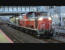 【初春の】DD51訓練列車(米原訓練)(20200213)【風物詩】