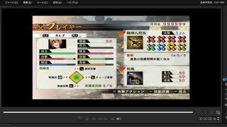 [プレイ動画] 戦国無双4の第二次上田城の戦い(東軍)をあんずでプレイ