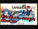 【ProjectCars2】やべーやつらがレースゲームしたら悲劇しかなかった【後編】