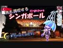 夜も満喫するシンガポール #0 東京の夜も満喫する