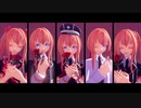 【MMD刀剣乱舞】ガチ百合の女王【全部乱】