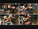 靴磨きの日本一決定戦『靴磨き選手権大会 2020』決勝戦ノーカット動画