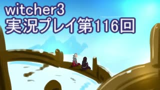 探し人を求めてwitcher3実況プレイ第116回