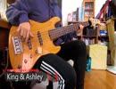 【TAB 譜】Kengan Ashura ケンガンアシュラ OP My First Story - King & Ashley Bass Cover