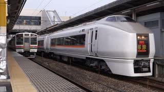 新前橋駅(JR上越線)を発着する列車を撮ってみた